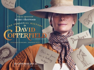 One to watch this week: The Personal History of David Copperfield
