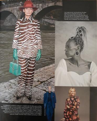 S Moda, El Pais, May 2020