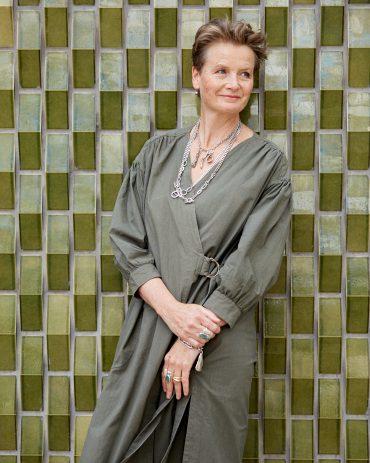Creative Women at Work:  Claire Stratton jewellery designer