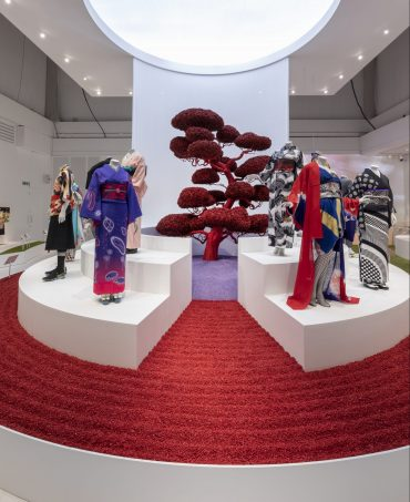 The Cutting Edge Kimono Exhibition