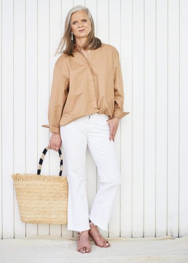 White jeans forever