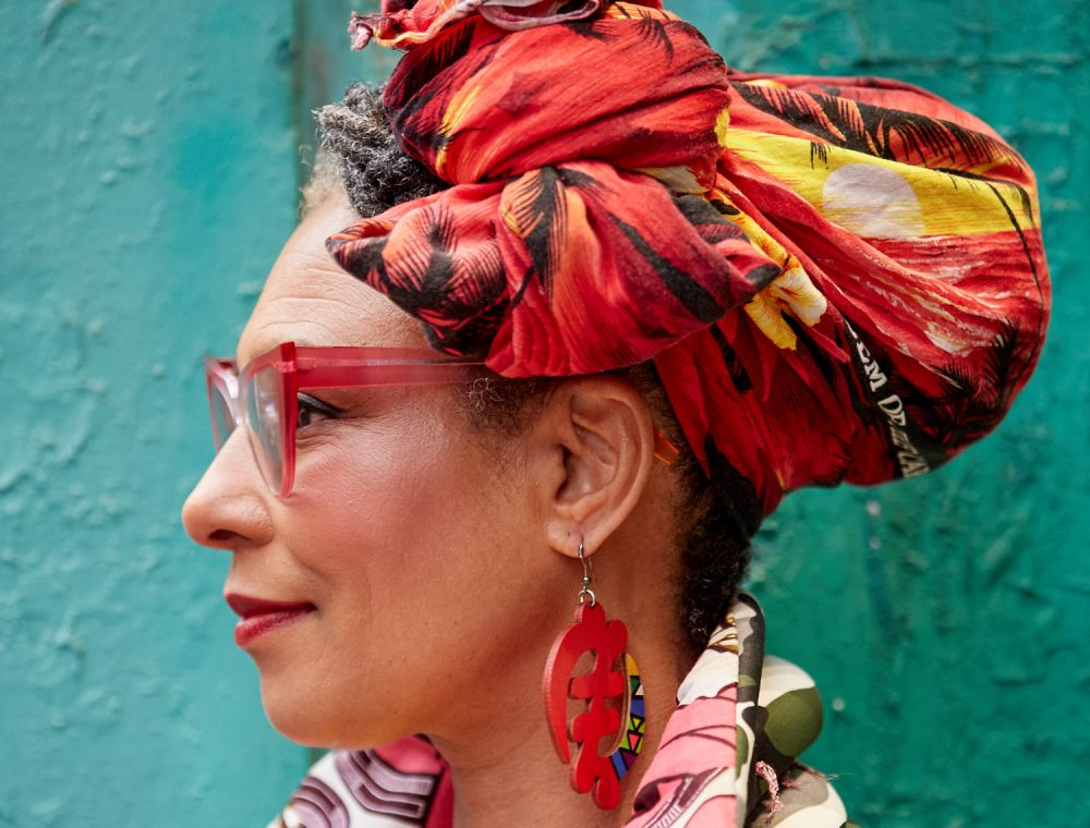 Why fashion designer Karen Arthur believes you should 'Wear Your Happy'