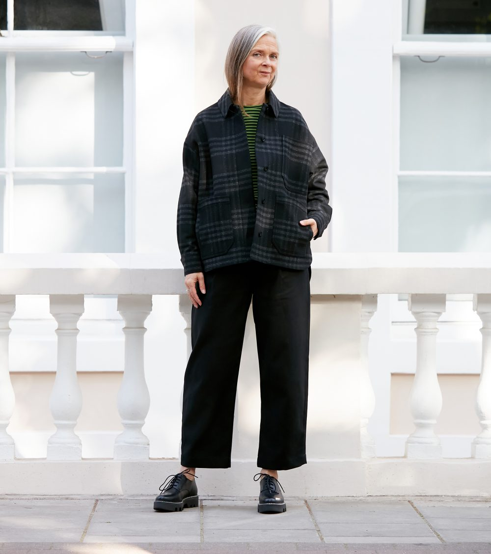 What to wear right now – just don't call it a shacket!