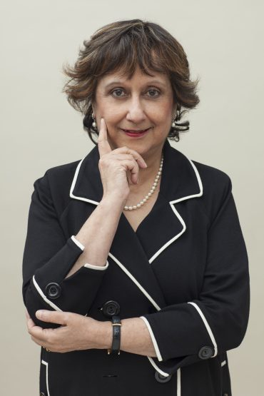 That's Not My Age Podcast: Journalist and author Yasmin Alibhai-Brown