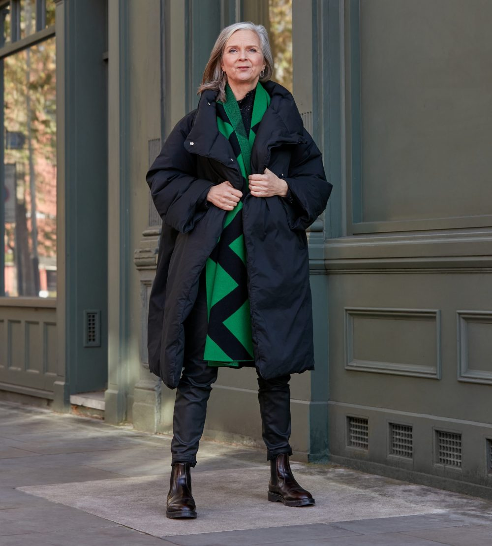 What to wear right now: a Duvet Coat