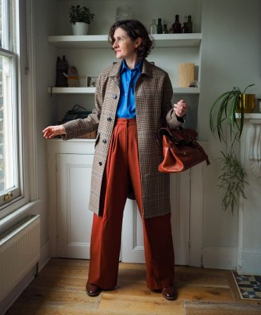 Expert tips for shopping and styling vintage clothes