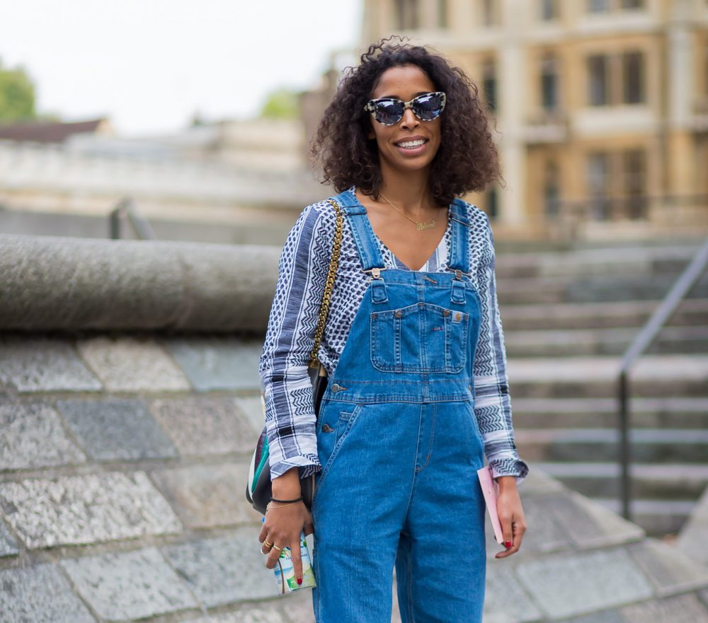 Ask Alyson: How can I wear dungarees without looking like a children's TV presenter?