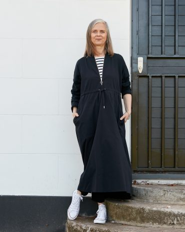 What to wear right now: The Pull-on-and-go Dress