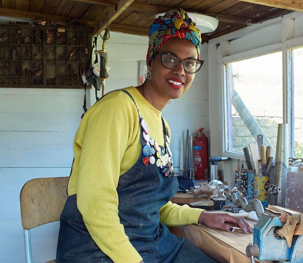 Creative Women at Work: Jewellery designer Angela Benjamin