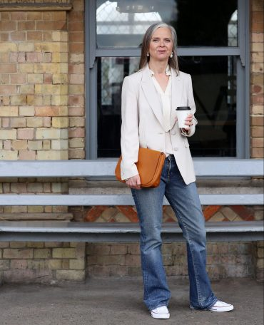 Style made simple: the blazer and jeans