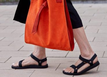 How to freshen up your feet for sandal season