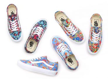 Pick of the bunch: Vans x Liberty Collaboration