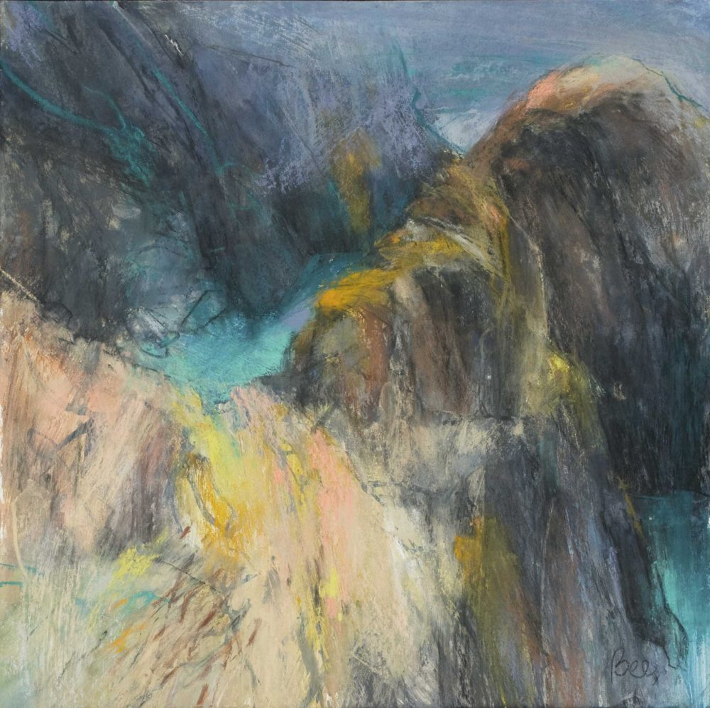 Landscape artist Sarah Bee shows that age is no barrier to learning new skills