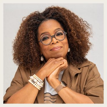 What Oprah's new book taught me about anxiety and trauma