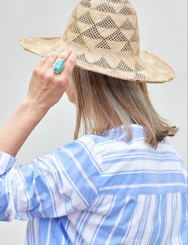 This week's most-wanted: a vintage-inspired sun hat