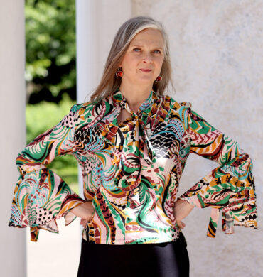 The grown-up guide to wearing print and pattern
