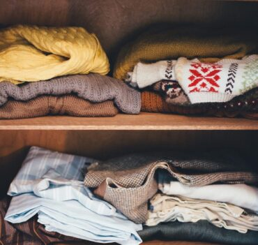 What to do with the clothes you no longer want