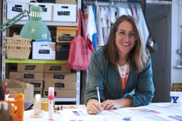 Meet Charlotte Day – the designer who created the TNMA sweatshirts