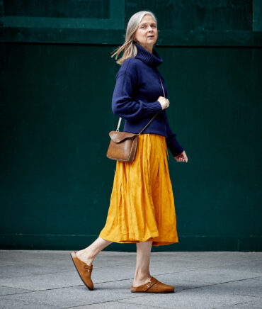 What do we wear, now? (How to take summer dressing into autumn)